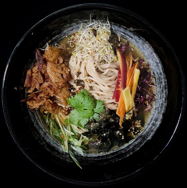 Shoyu Ramen The Gooks Vegan Asian Food